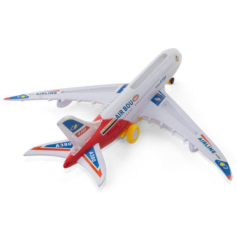 Fancy Electric Air Kids Action Airplane