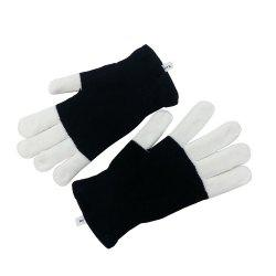 6 Modes LED Gloves Flashing Light for Party Dance Show -