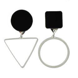 Fashion Geometric Pendant Earrings -