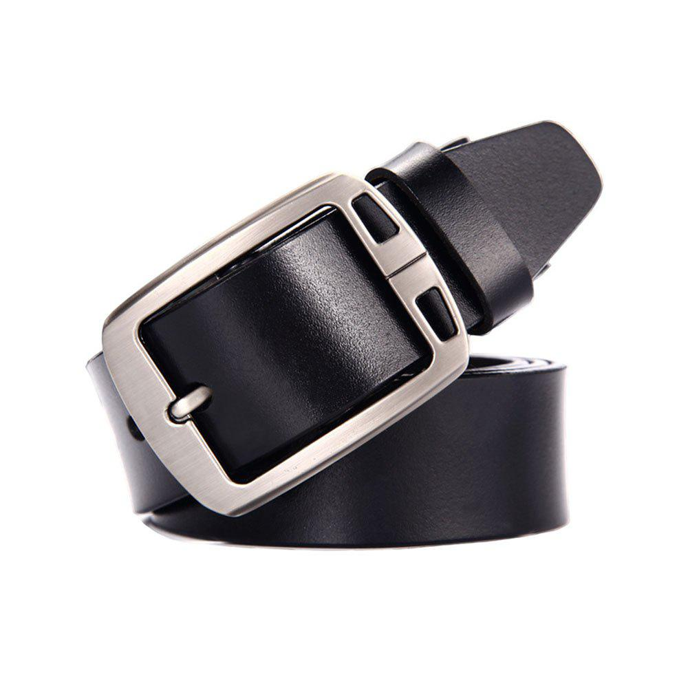 Outfit Classic Designs Men'S Two Layers of Cowhide Leather Belt