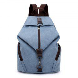 New Style Fashion Canvas Travelling School Backpack -