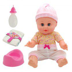 4 D Simulation Will Talk Can Urinate Drink Baby Doll Toy -
