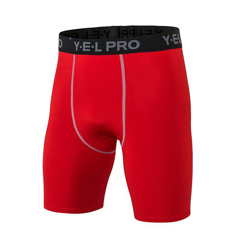 Unique Men's Sports PRO Fitness Running Training Quick Dry Shorts