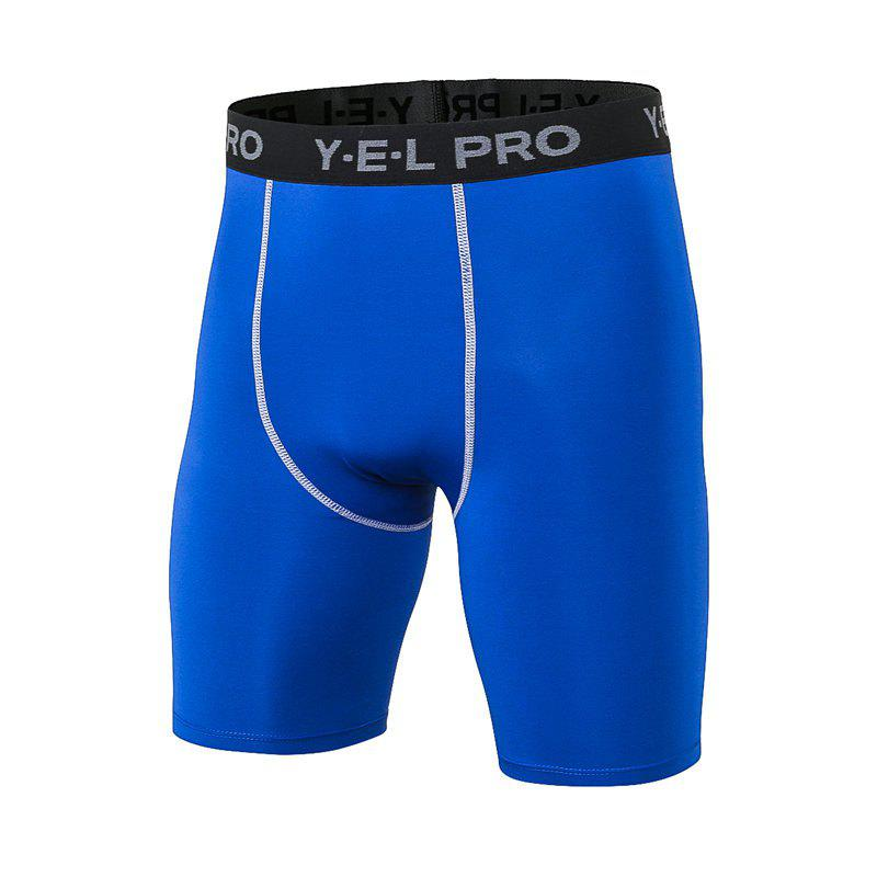 Shop Men's Sports PRO Fitness Running Training Quick Dry Shorts