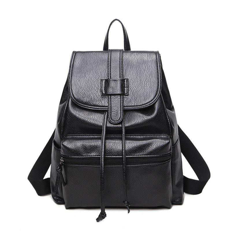 Affordable Female College Style Leisure Backpack