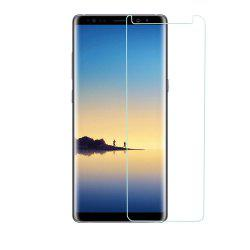 Mini Smile 0.2mm 9H Hardness Explosion-Proof Anti-Scratch Tempered Glass Screen Protector for Samsung Galaxy Note 8 - Transparent -