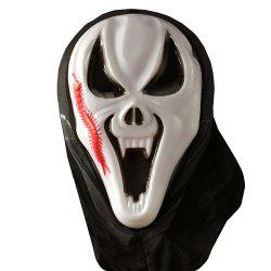 Screaming Mask for Halloween Costume Party - Multi-E 25*8*35cm