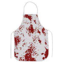 Halloween Blood Cloth and Apron Frill -