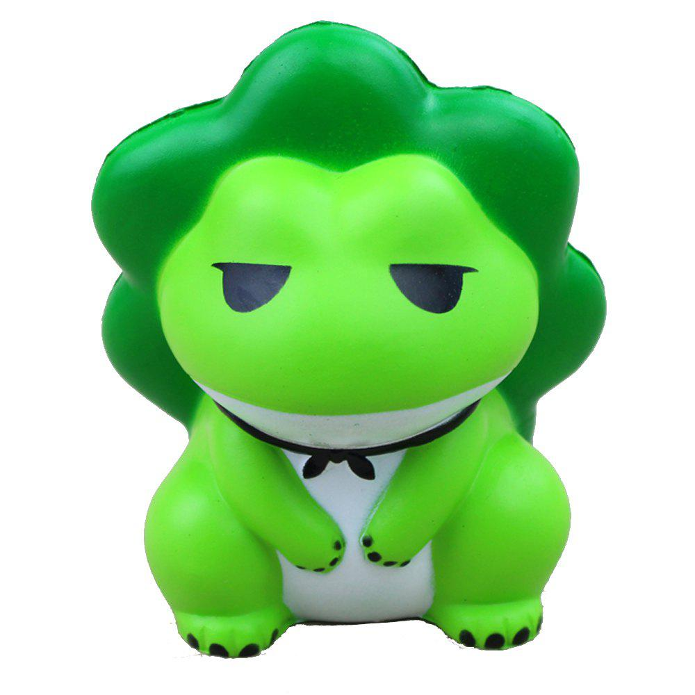 Fashion Jumbo Squishy Frog Relieve Stress Toy