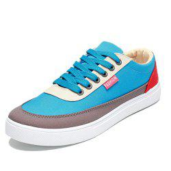 Men's Trend Sports Go with Casual Canvas Shoes Breathable -
