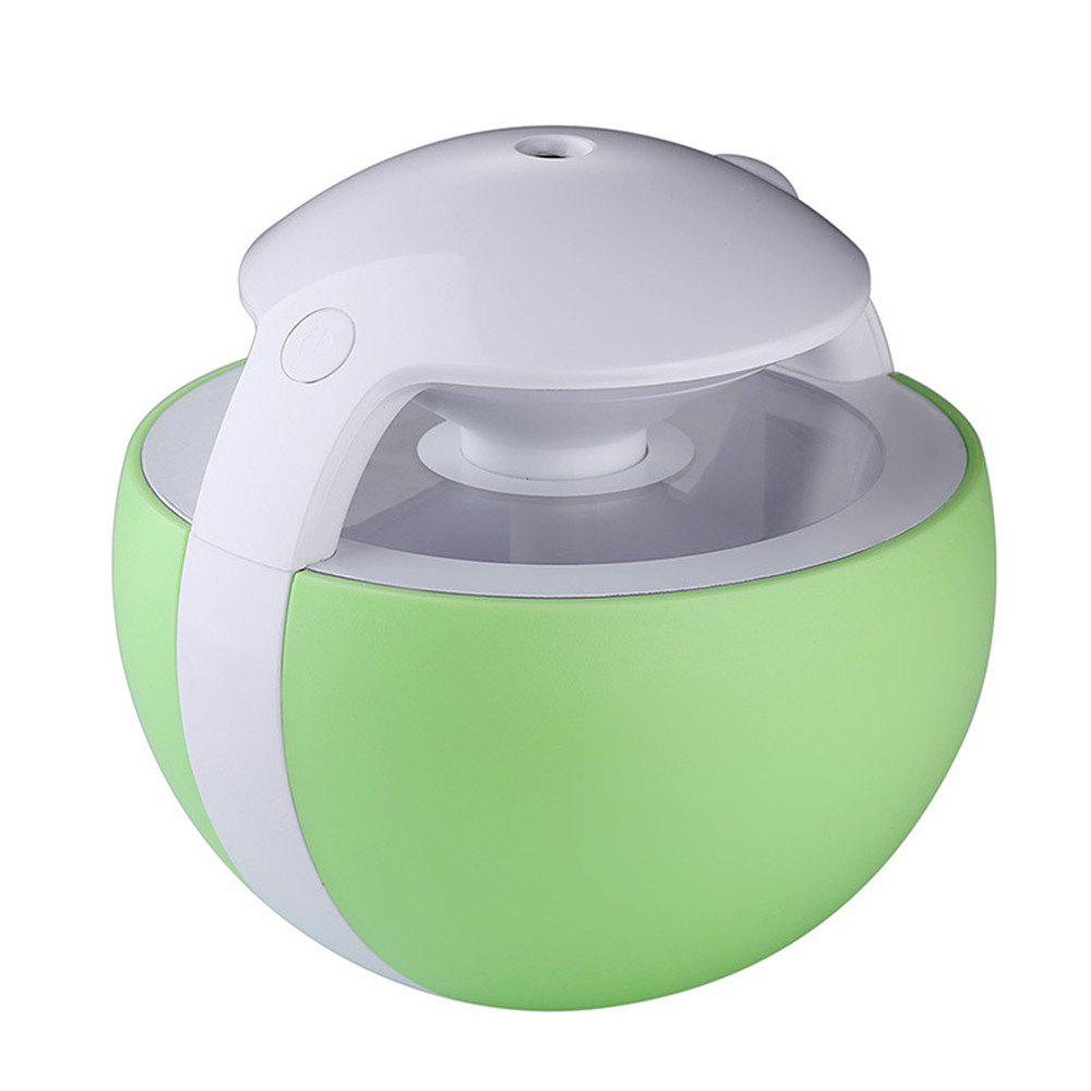 Chic Colorful Umidificador 450ML USB Humidifier for Home Car Office Air Cleaner