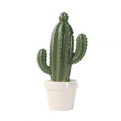 Simulation Cactus Prickly Pear Ceramic Decoration Fashion Wedding Desktop Gift -