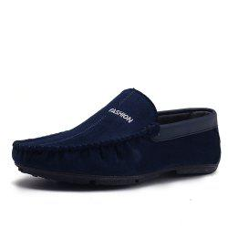 Mens Casual Light Weight Loafers Shoes -