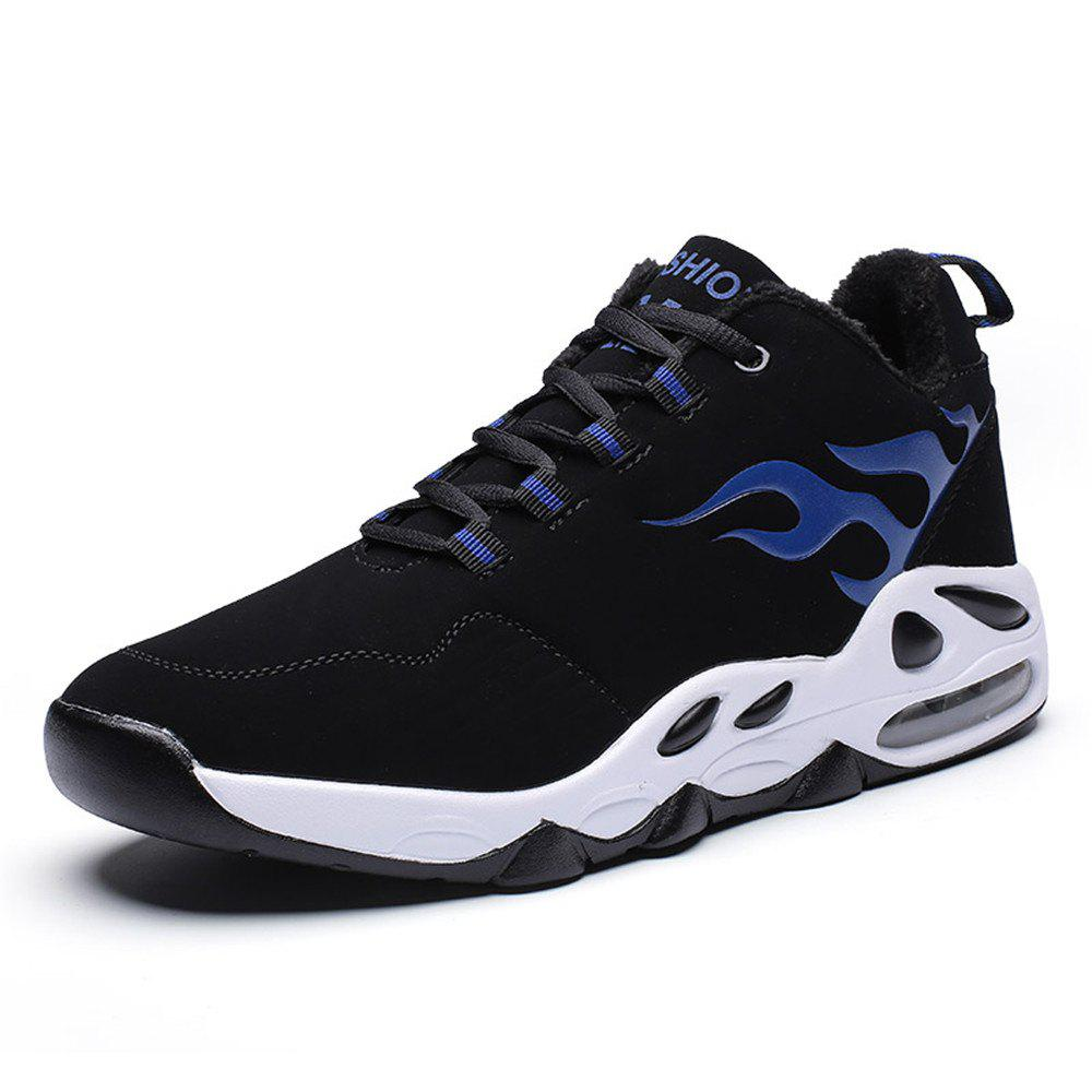 Shops Men Fashion Casual Air Cushion Cotton Sports Running Shoes Size:37-45
