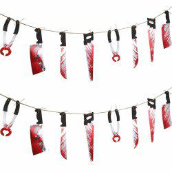 Halloween Decoration Plastic Knives for Home Party -
