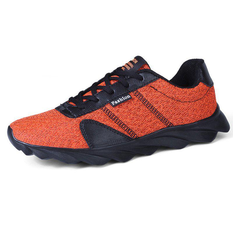 Discount Blade Explosion Bottom Mesh Sneakers Casual Shoes