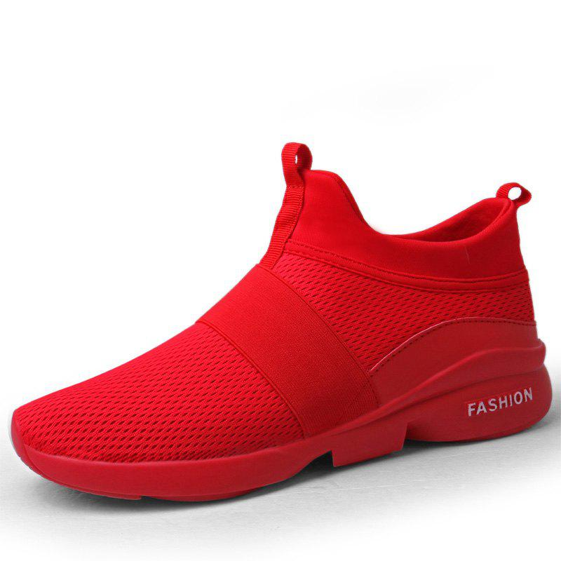 Discount New Breathable Mesh Running Tide Casual Sports Shoes