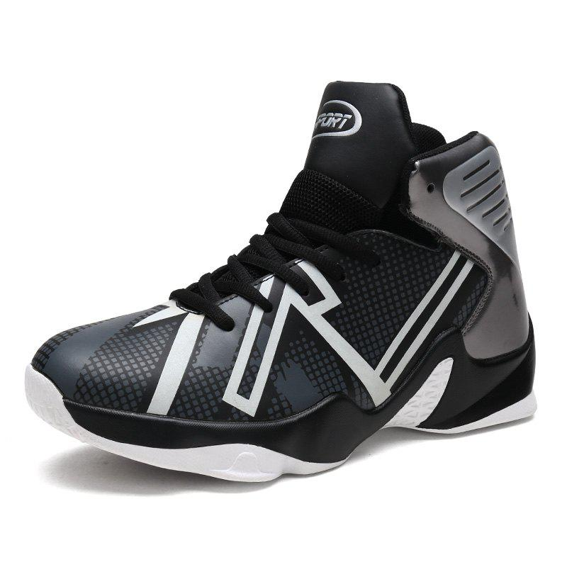 Store Spring High-top Sports Large Size Basketball Shoes