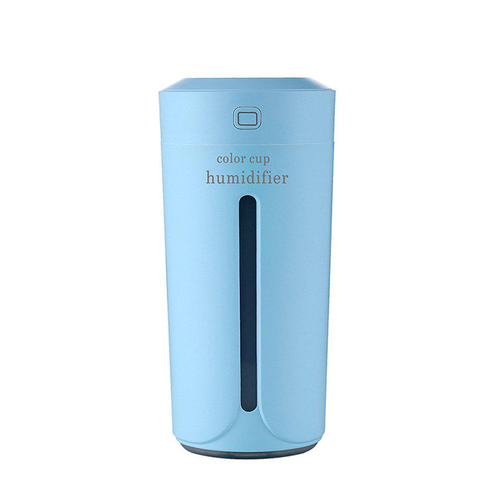 New USB Humidifier with Colourful Lights for Car Home Aroma Air Cleaner