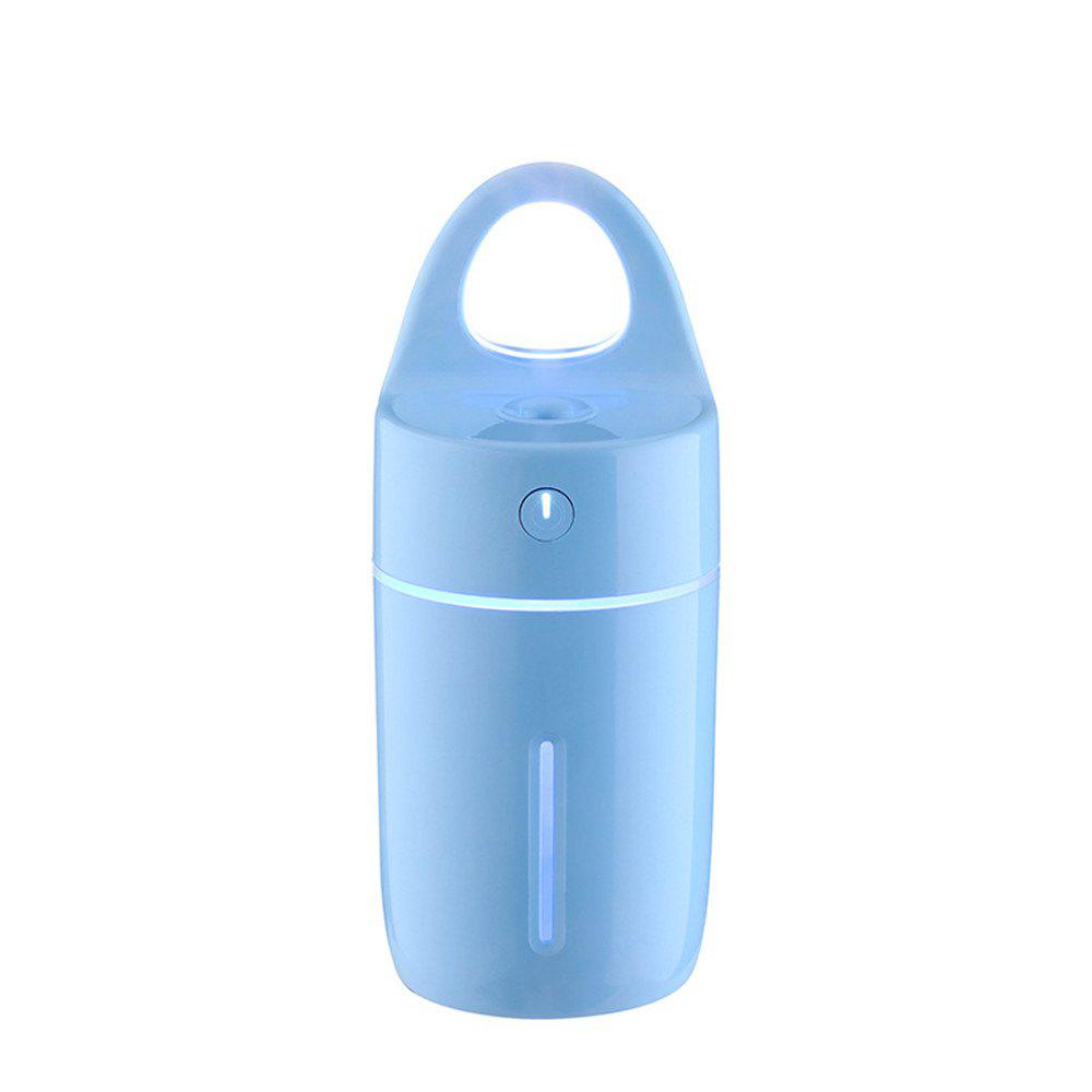 Buy Mini Portable Air Humidifier with 7 Color Changing LED Night Lights for Home Car