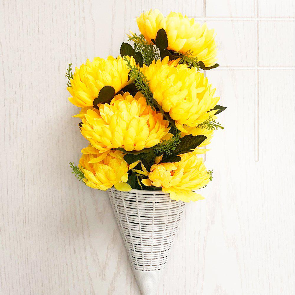 Rubber ducky yellow yellow snapdragon decorative artificial flower affordable yellow snapdragon decorative artificial flower bouquet izmirmasajfo