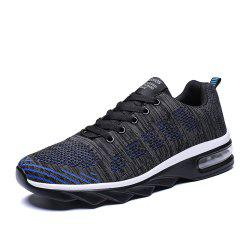 Men Fashion Casual Air Cushion  Sports Running Shoes -