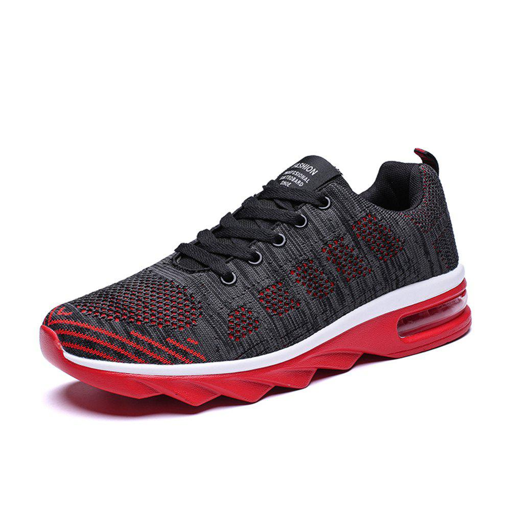 Chic Men Fashion Casual Air Cushion  Sports Running Shoes