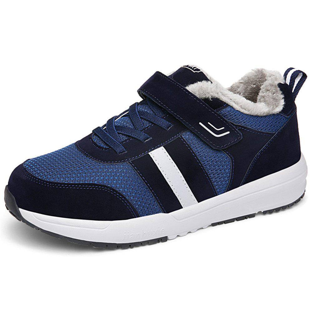 Fashion Men's Fashion Casual Anti-Slip Warm Running Sports Shoes