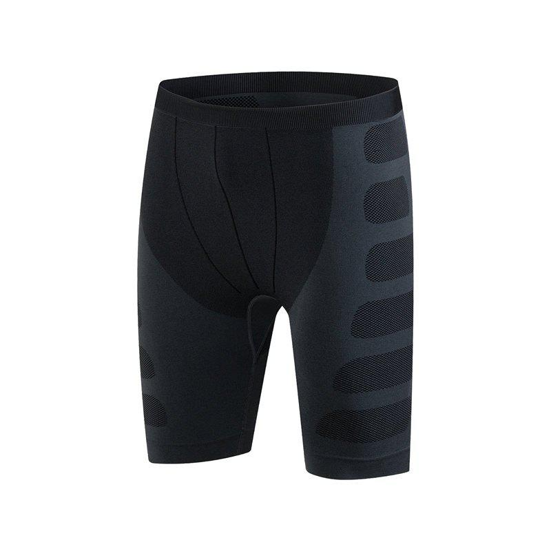 Trendy Men's PRO Sports Fitness Running Stretch Quick Dry Shorts