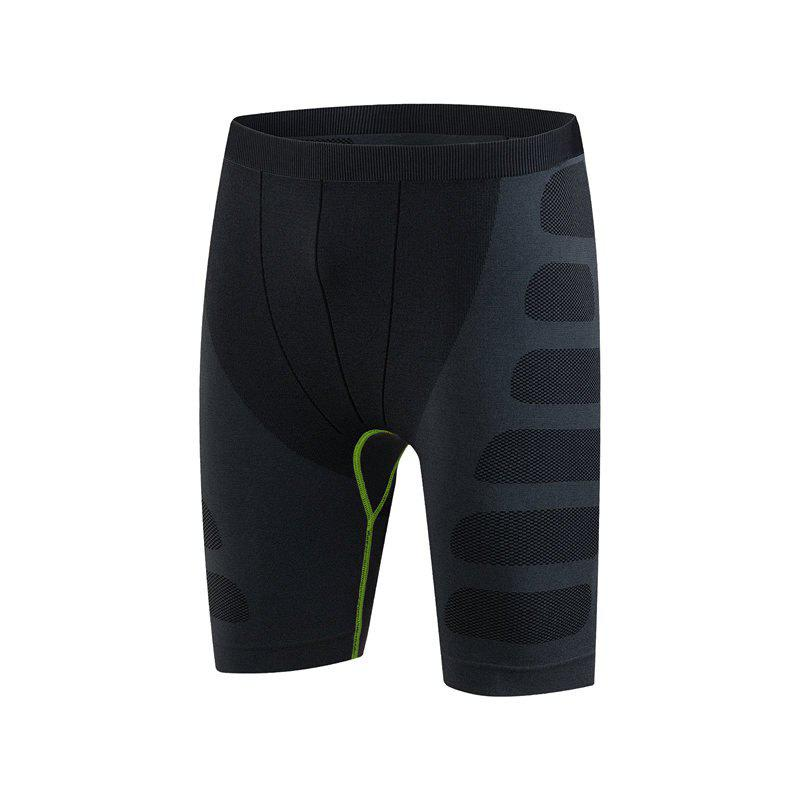 Online Men's PRO Sports Fitness Running Stretch Quick Dry Shorts
