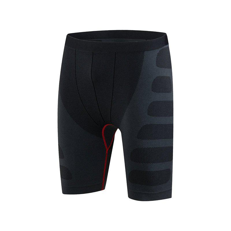 Latest Men's PRO Sports Fitness Running Stretch Quick Dry Shorts