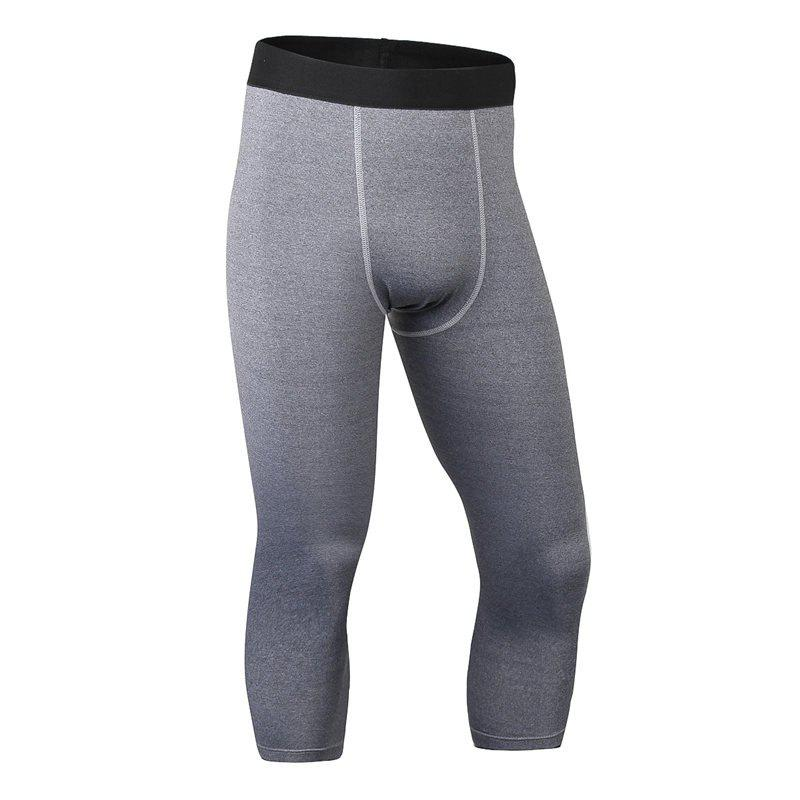 Fancy Men's Sports Fitness Running Quick-drying Pants
