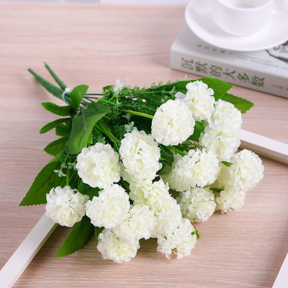 2019 Hydrangea Home Decoration Artificial Flowers Rosegalcom - Which-artificial-flower-colors-are-good-for-a-home
