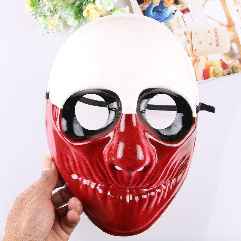 Masquerade Party Clowns Effrayant Masque Halloween Horrible