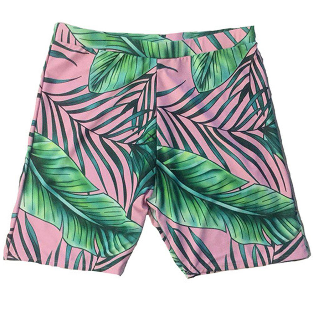 Outfits SleeWlM Printing Parent-Child Outfit Family Pack Beach Men Swimming Trunks