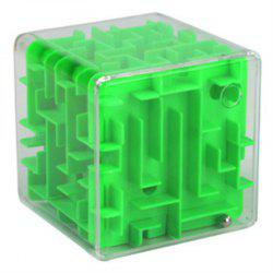 3D Beads Solid Maze Marbles Decompression  Cube Toys -
