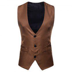 Men's Fashion Casual Short Vest -