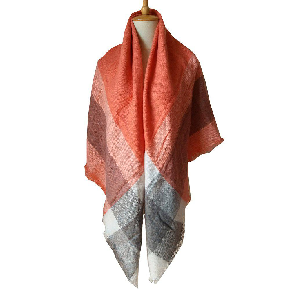 Discount Beautiful Soft Lady'S Square Scarf