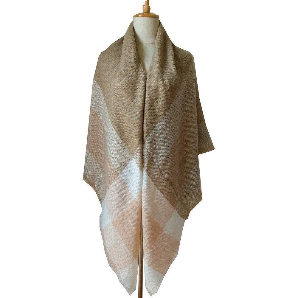 Trendy Beautiful Soft Lady'S Square Scarf