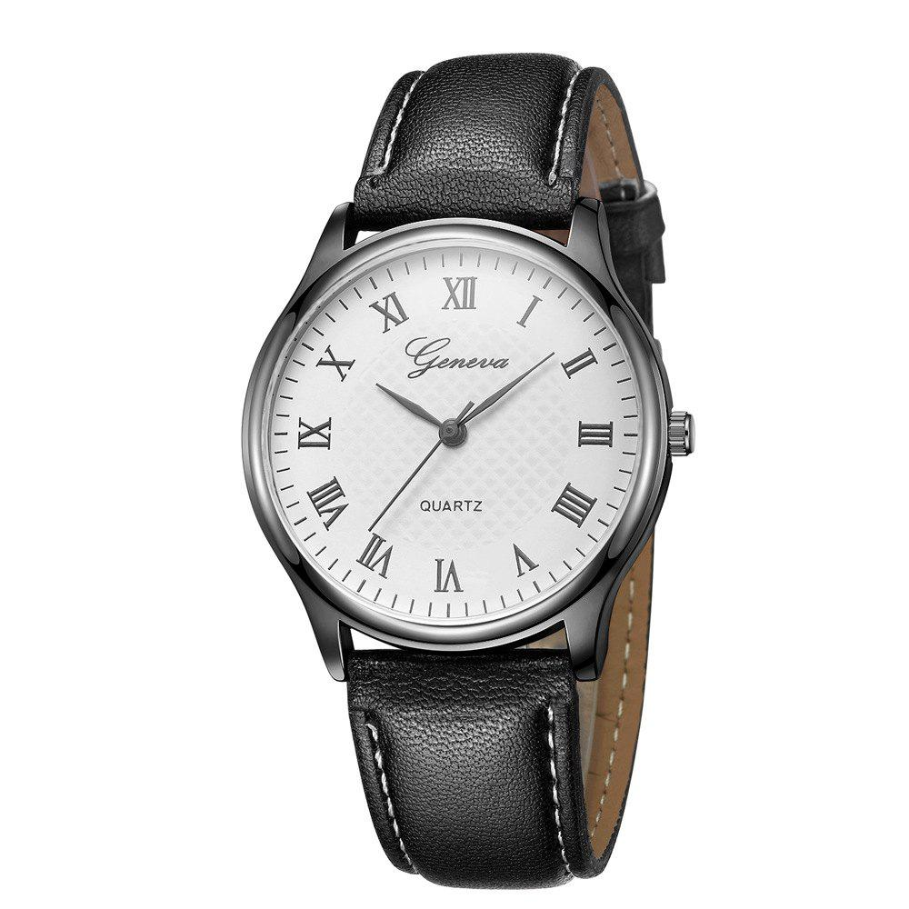 Shop Fashion Casual Neutral Ultra-Thin Quartz Watch