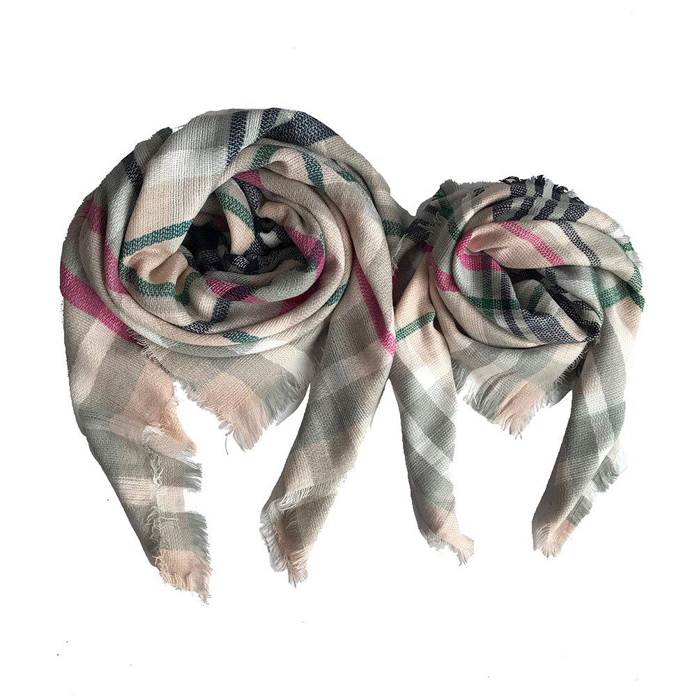 Cheap The Soft Parent-Child Scarf