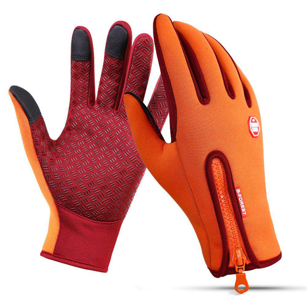 Affordable Outdoor Winter Gloves Touchscreen Running Warm