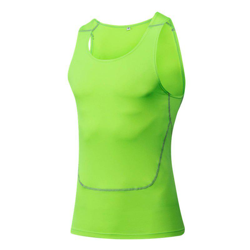 Affordable Men's Sports Fitness Running Stretch Wicking Quick-Drying Vest