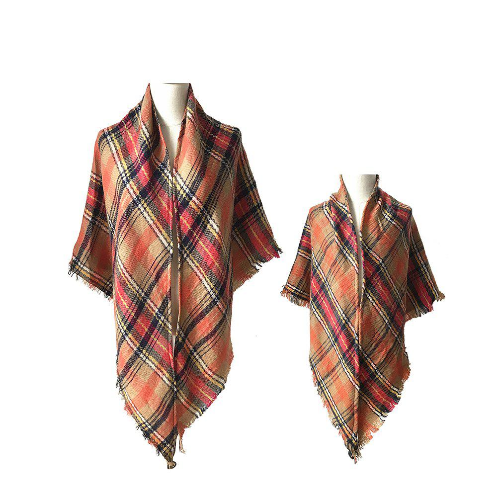 Hot The Comfortable Soft Parent-Child Scarf