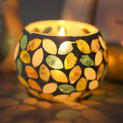 Modern Home Decor Glass Candle Holder Wedding Party Decorations -