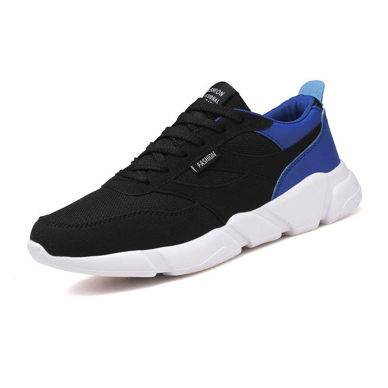 Fashion Sports Running Shoes Mesh Breathable Anti-Skid Trend
