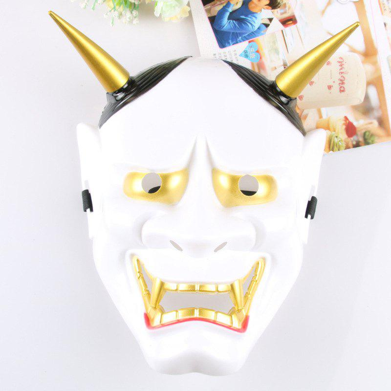Halloween Cosplay Hommes Canine Dents Roi Lanling Masque Déguisement