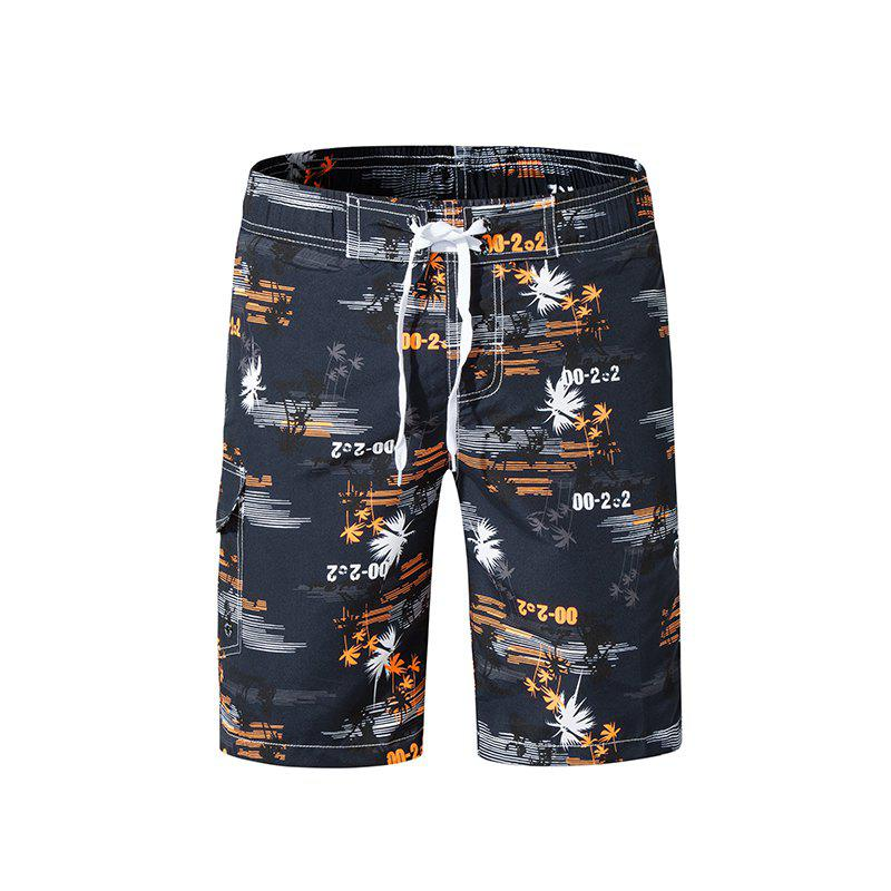 ebd878e70b Best Mens Summer Printed Beach Shorts Male Board short Swimsuit Board Casual