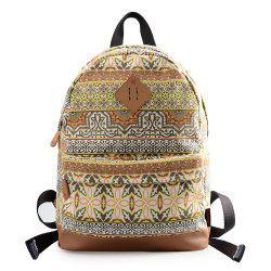 DGY Fashion Printed Backpack for Teenage Cute Schoolbag -