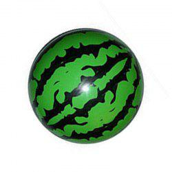 Watermelon Fitness Ball Inflatable Toy -
